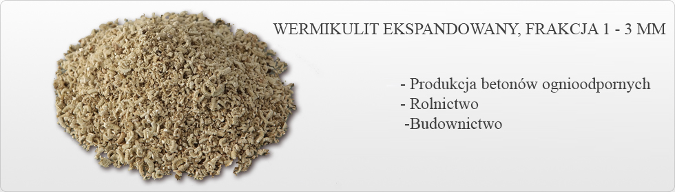 2. Wermikulit 1-3 mm